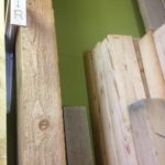 Raw Fir Lumber