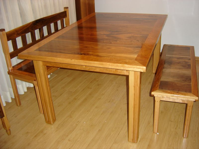 Table Bench Set