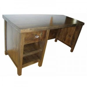 Rustic Knotty Pine Desk