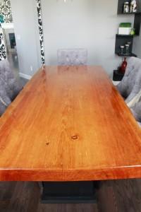 Fir Dining Table